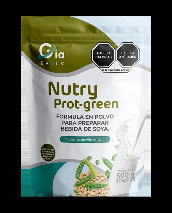 NUTRY PROT-GREEN